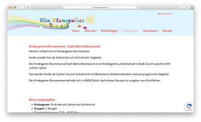 Kindergarten Blumenwiese