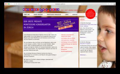 Montessori-Schule Zürich